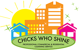 Chicks Who Shine – Serving Des Moines, Iowa Area Logo